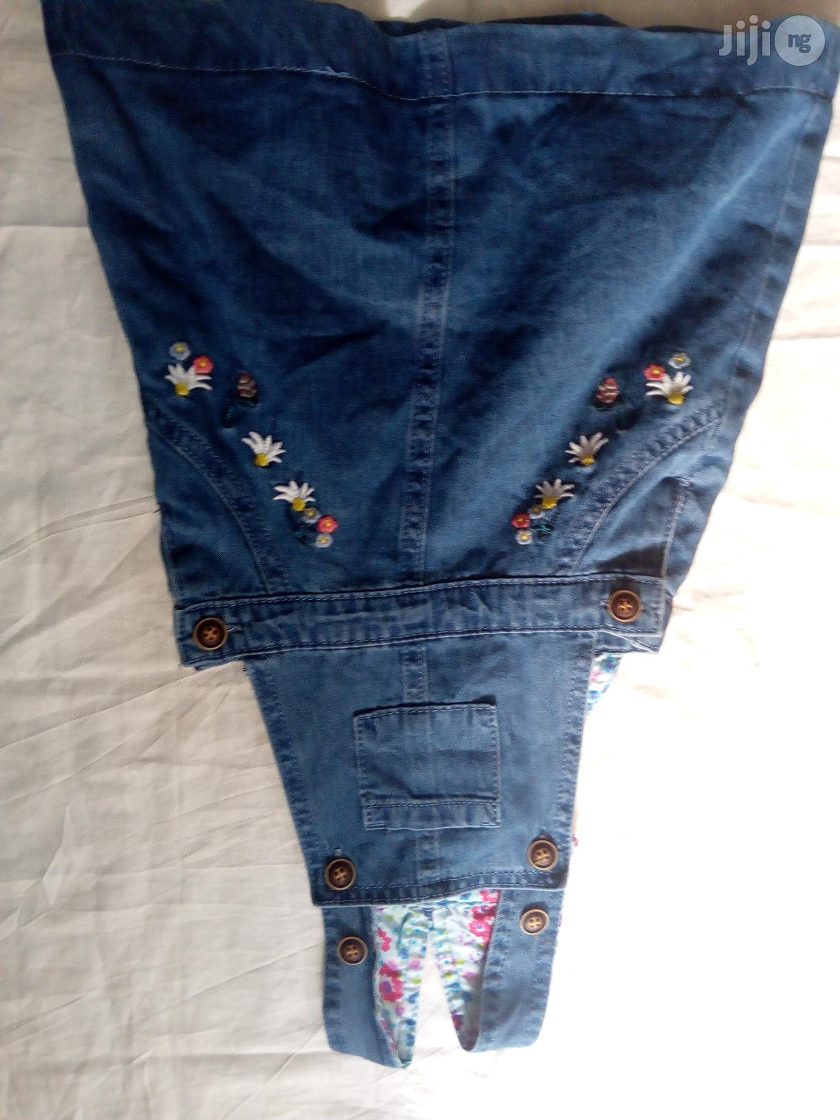 Girl's Dungarees | Children's Clothing for sale in Kosofe, Lagos State, Nigeria