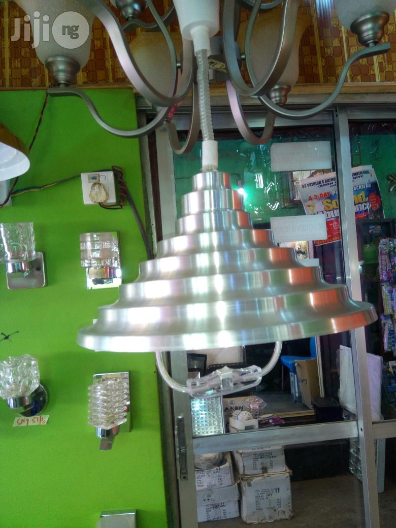 Silver Dining Light With Hand Switch | Electrical Hand Tools for sale in Ikeja, Lagos State, Nigeria