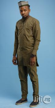 ADOT Traditional Native Wear - Green | Clothing for sale in Lagos State, Shomolu