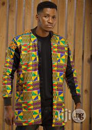 ADOT Ankara Bomber Jacket - Multicolour | Clothing for sale in Lagos State, Shomolu