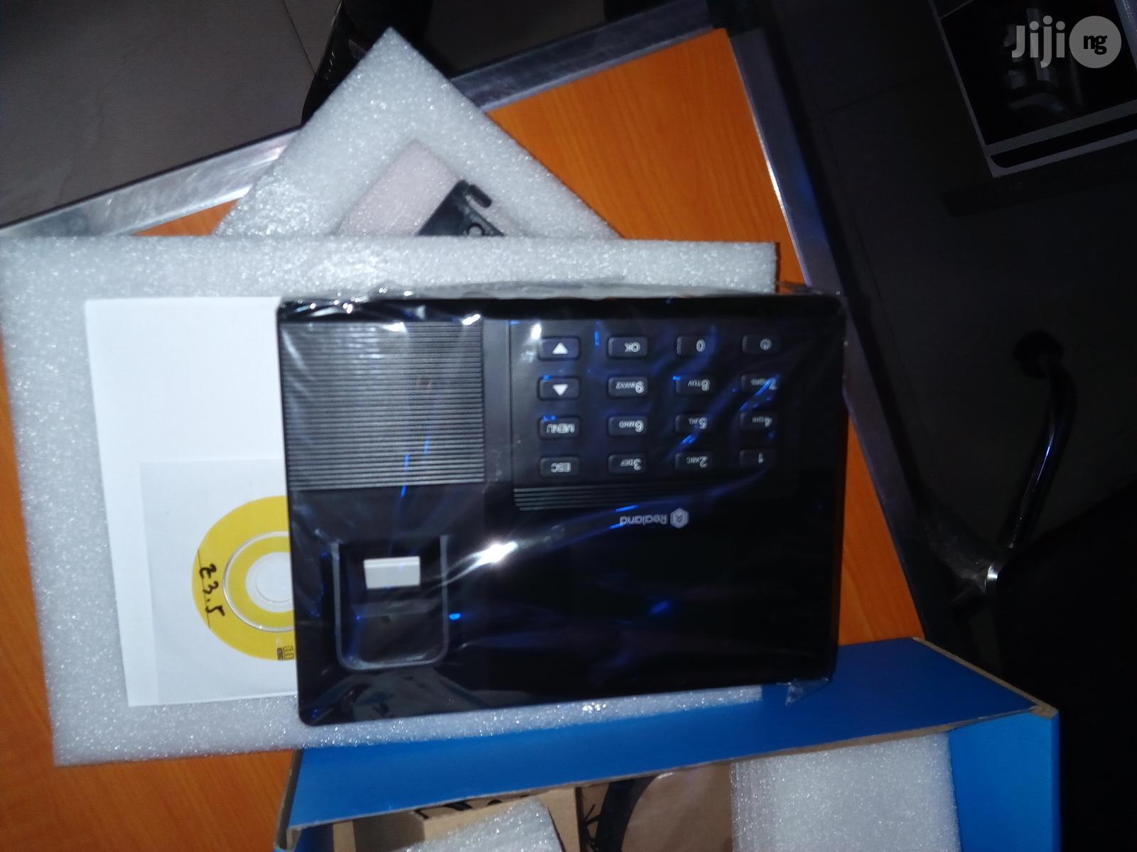 Fingerprint Time Atendans | Safetywear & Equipment for sale in Ikeja, Lagos State, Nigeria