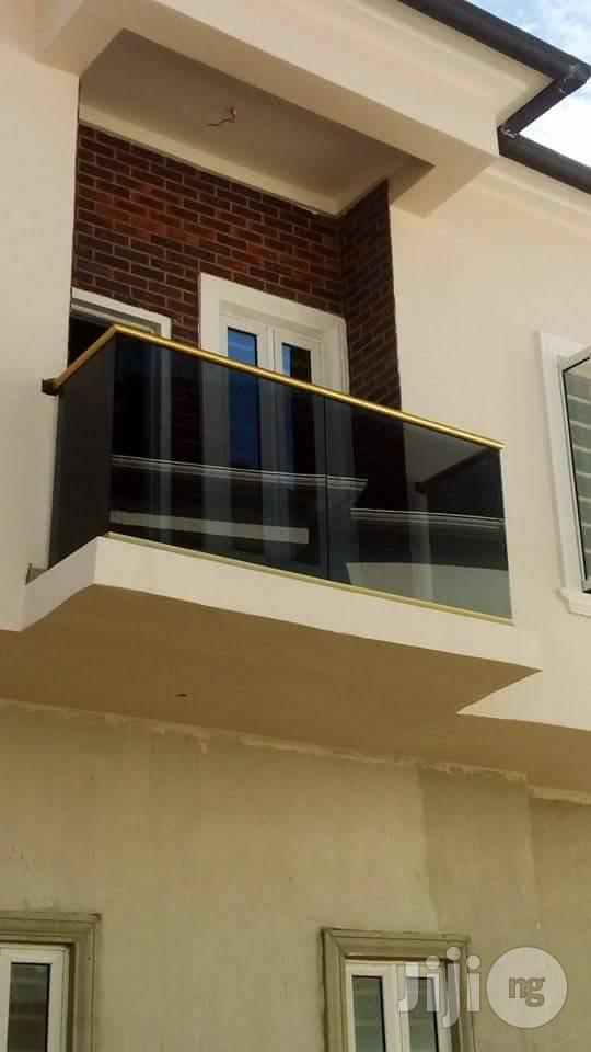Glass Railings In Lagos   Building Materials for sale in Lagos State, Nigeria