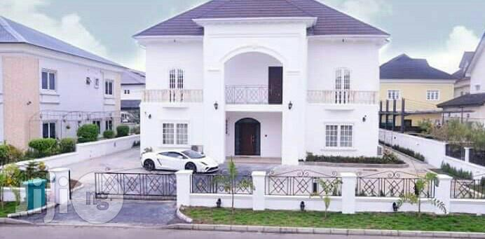 Well Finished Authomated Masterpiece Palace 5bedroom Detached House for Sale