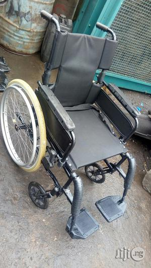 Wheel Chair | Medical Supplies & Equipment for sale in Lagos State, Ikeja