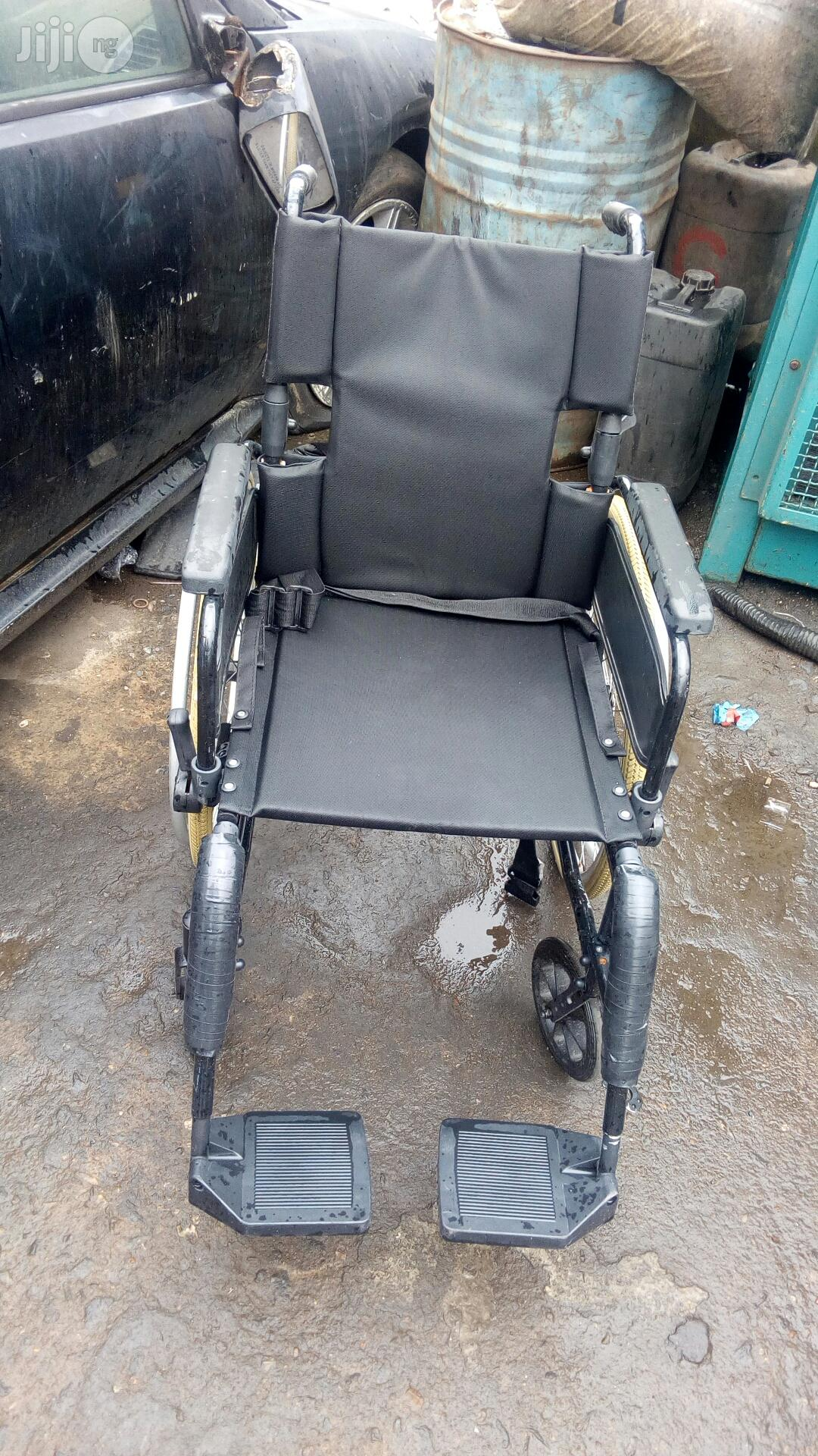 Strong And Sound Wheel Chair