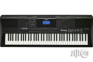 Yamaha PSR-EW400 Keyboard With Adaptor | Musical Instruments & Gear for sale in Lagos State, Ojo
