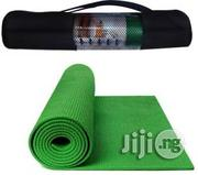 Yoga Mat For Exercise   Sports Equipment for sale in Lagos State, Surulere