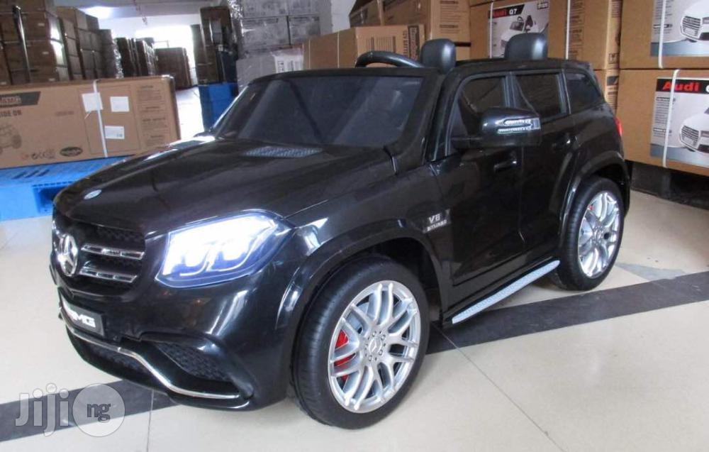 Archive: New Mercedes GLS 63 AMG Full Two Seater