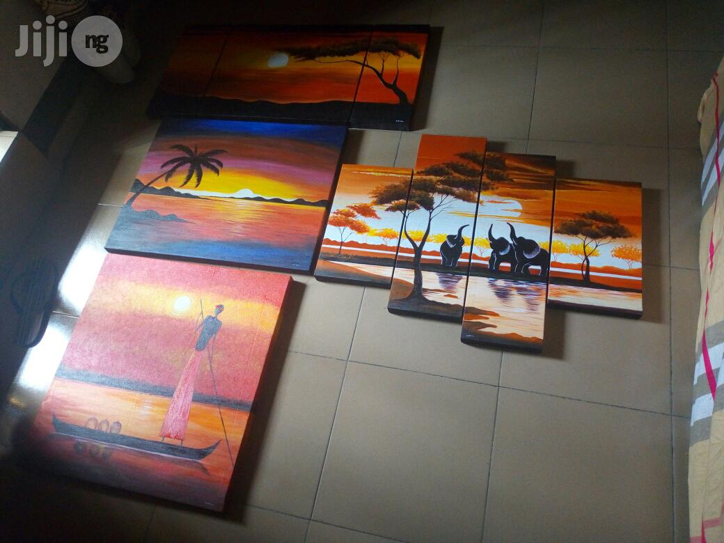 Hand Painted Artworks