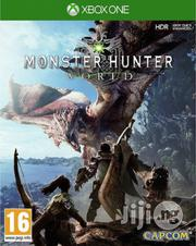 Monster Hunter World - Xbox One | Video Game Consoles for sale in Lagos State, Surulere