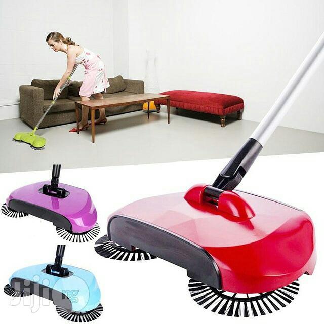 Magic Sweeper 360 Degrees