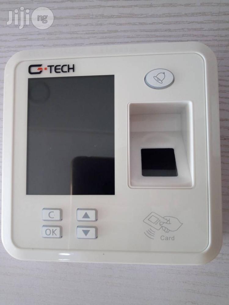 G-Tech Fingerprint Card Access Control
