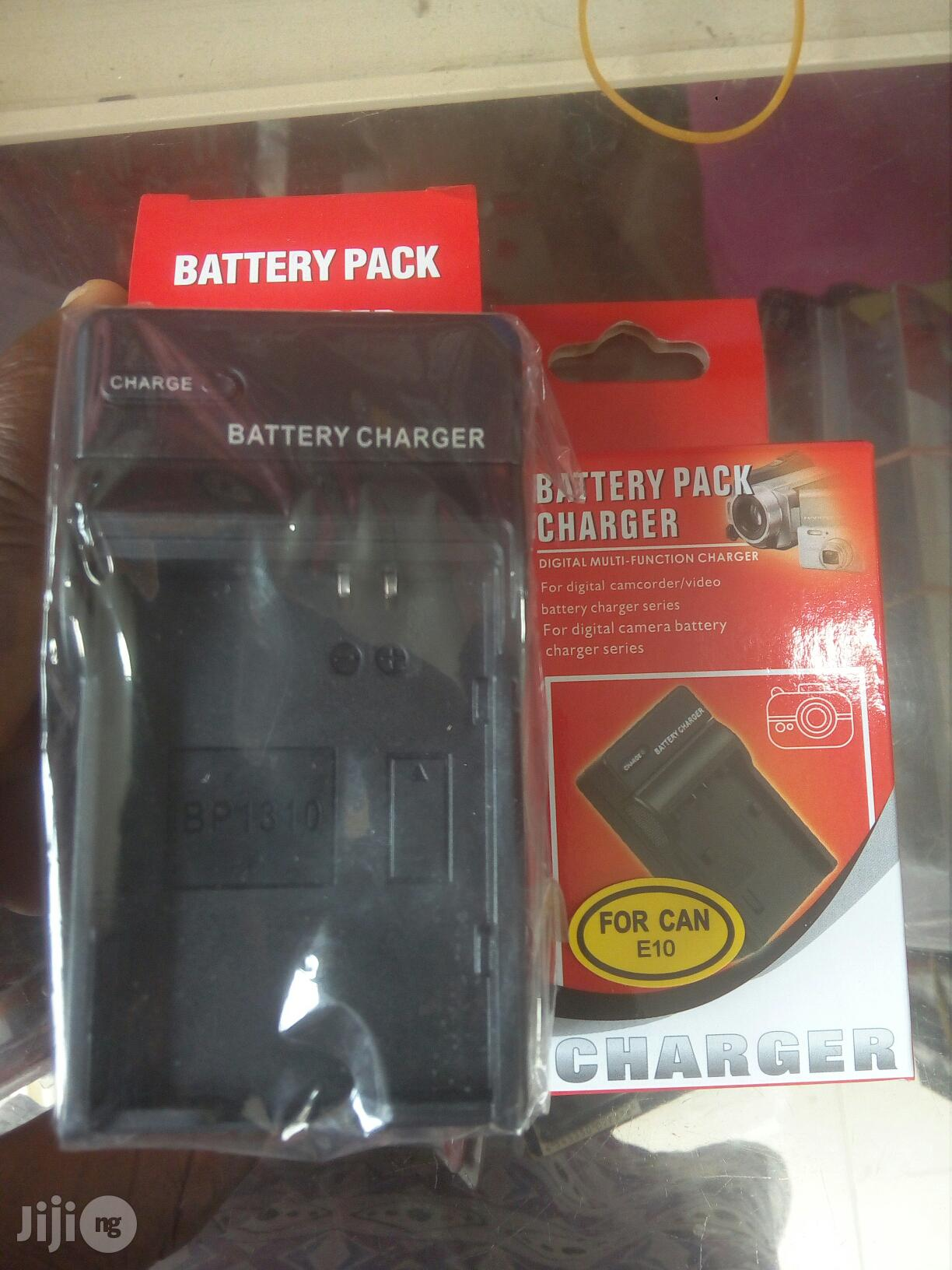 Battery Pack Charger For All Cameras Battery