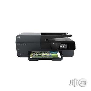 HP Officejet 4630 Wireless Color Inkjet E-All-In-One Printer - Black | Printers & Scanners for sale in Lagos State, Ikeja