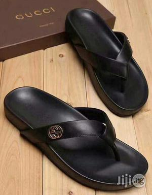 Quality Italian Designer Gucci Palm   Shoes for sale in Lagos State, Ajah