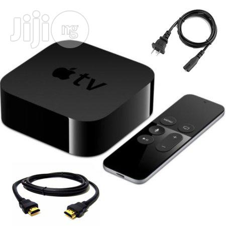 Apple Apple TV 4th Generation 32GB 4K HD | TV & DVD Equipment for sale in Lagos State, Nigeria