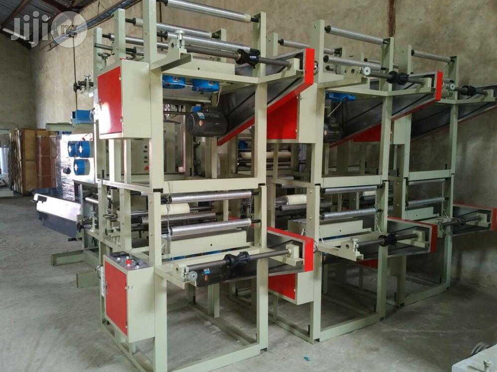 Archive: Single Colore Nylon Printing Machine.