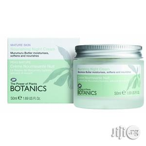 Boots Botanics Nourishing Night Cream, 50ml | Skin Care for sale in Abuja (FCT) State, Gwarinpa