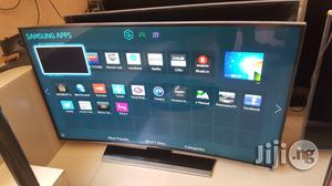 """55""""Samsung Curved Series 7 Hu7200 Smart Uhd LED TV   TV & DVD Equipment for sale in Lagos State, Ojo"""