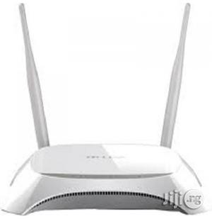 Tp-link 3G/4G Wireless N Router | Networking Products for sale in Lagos State, Ikeja