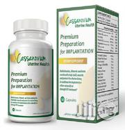 Cassanovum Uterine Health - Premium Preparation for Implantation | Vitamins & Supplements for sale in Lagos State