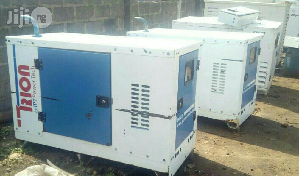 Archive: Lobadini Generator 10kva