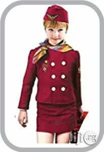 Air Hostess Costume for Children | Children's Clothing for sale in Lagos State, Ikeja