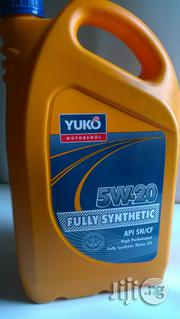 Pure Fully Synthetic 5W20 Motor Oil | Vehicle Parts & Accessories for sale in Rivers State, Port-Harcourt