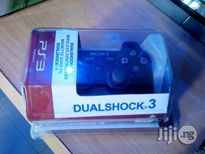 Playstation 3 Dual Shock 3 Pad   Accessories & Supplies for Electronics for sale in Lagos State, Oshodi