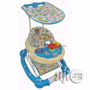 Happy Baby 4 In 1 Baby Walker | Children's Gear & Safety for sale in Lagos State, Amuwo-Odofin