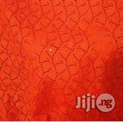 Orange Swiss Drylaces | Clothing for sale in Lagos State, Lekki Phase 1