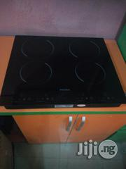 Phima 60cm Turkish 4burners Electric Cabinet Cooker With 2yrs Wrnty. | Restaurant & Catering Equipment for sale in Lagos State, Ojo