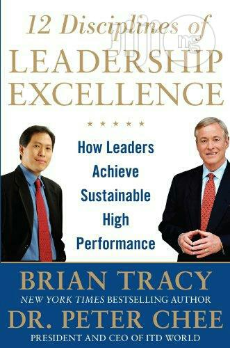 Brian Tracy And 1 More 12 Disciplines Of Leadership Excellence