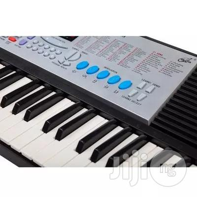 Archive: 54-key Learners Keyboard With Adapter & Microphone - XY-813