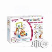 Vtech Musical Activity Baby Push Walker | Children's Gear & Safety for sale in Lagos State, Amuwo-Odofin
