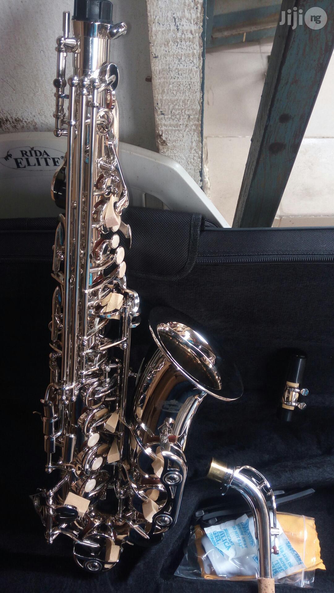 Alto Saxophone (TA-2000) Silver