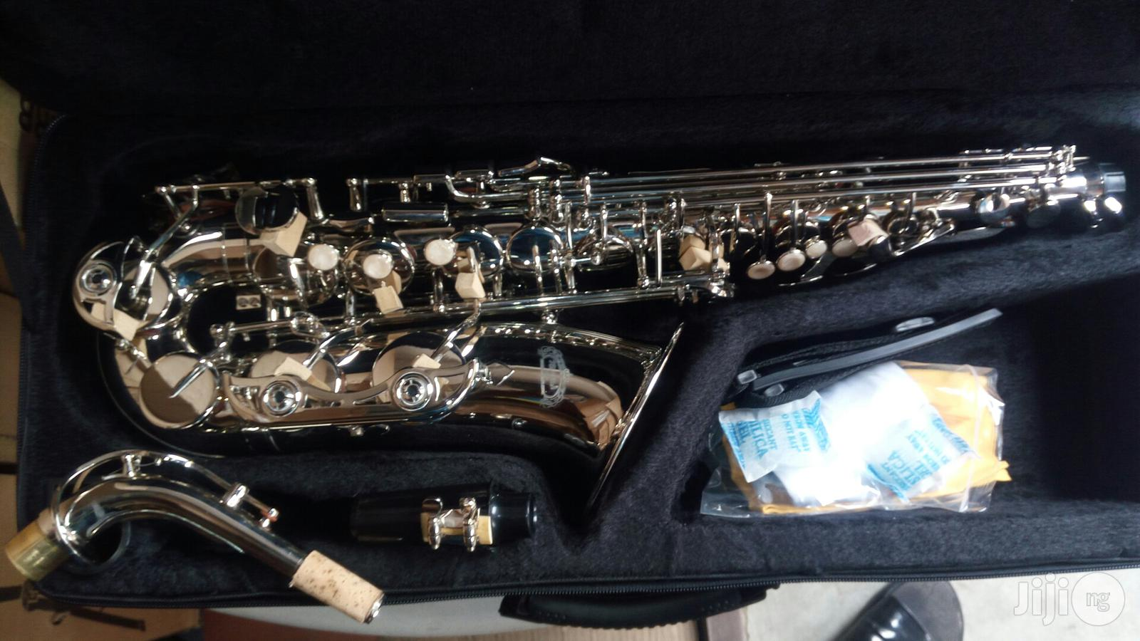 Alto Saxophone (TA-2000) Silver | Musical Instruments & Gear for sale in Ojo, Lagos State, Nigeria