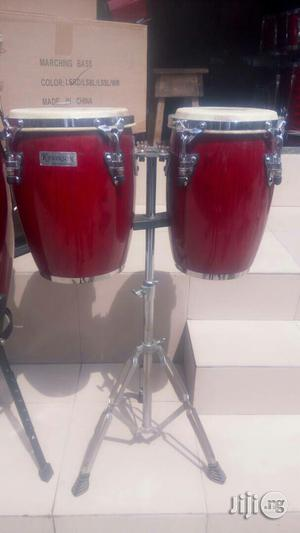 Mini Conga Drum Set   Musical Instruments & Gear for sale in Lagos State, Ojo