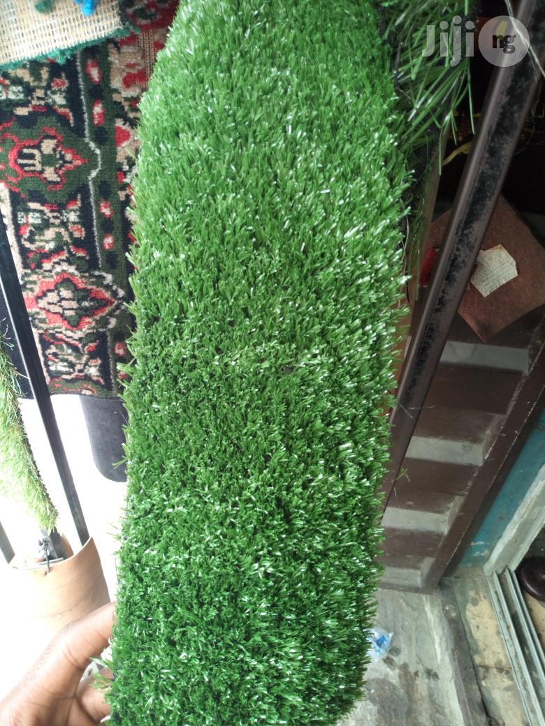 New & Soft Artificial Grass.