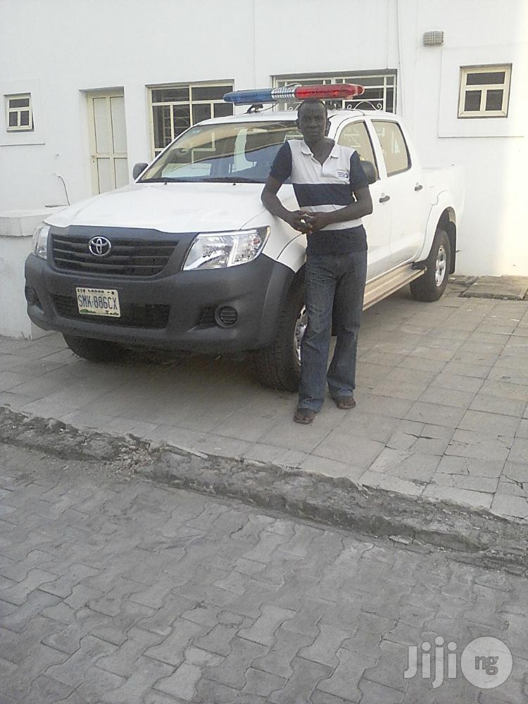 Professional Driver | Driver CVs for sale in Lagos State, Nigeria