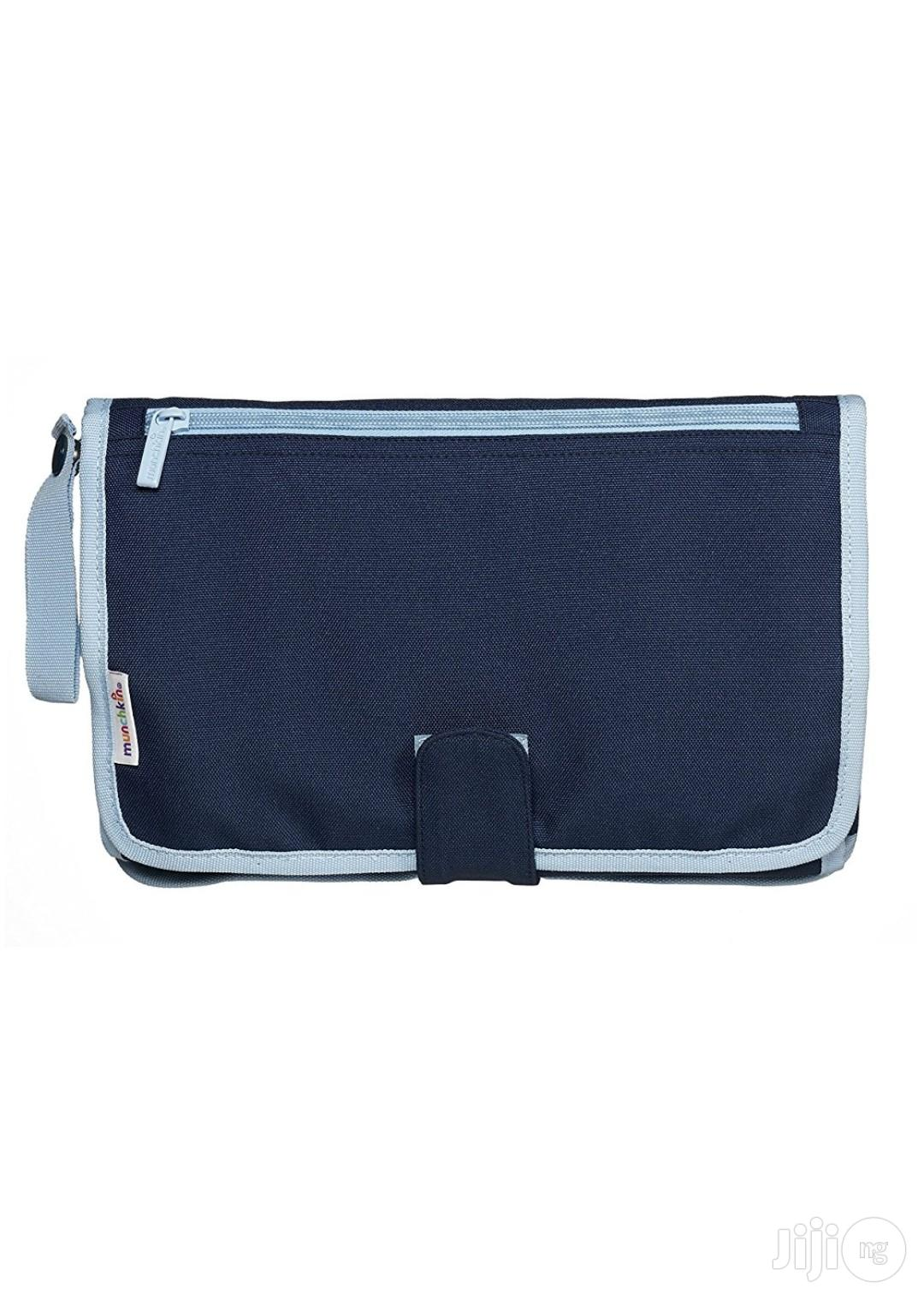 Munchkin Portable Diaper Changing Kit   Baby & Child Care for sale in Ikeja, Lagos State, Nigeria
