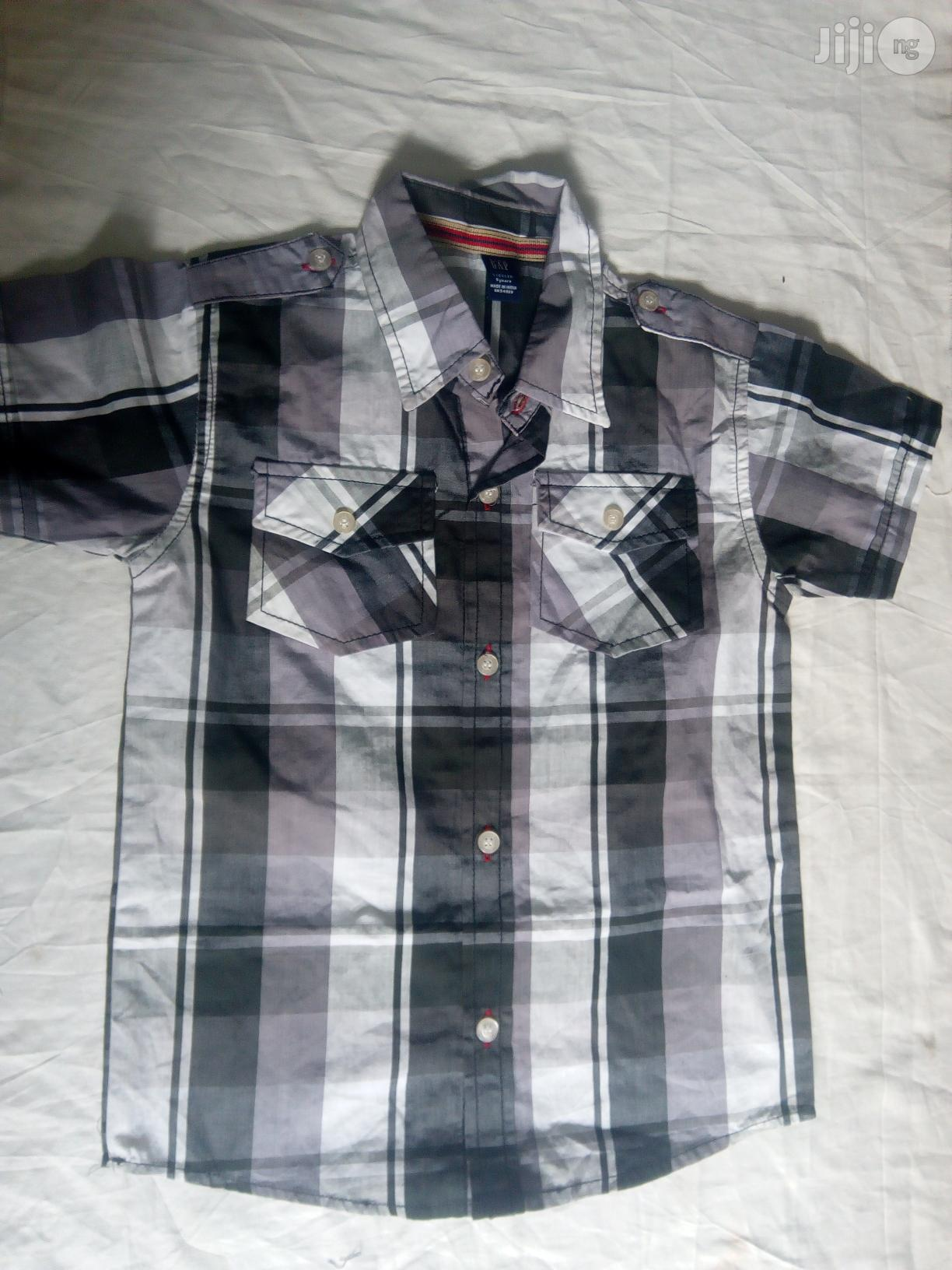 Boy's Shirt | Children's Clothing for sale in Kosofe, Lagos State, Nigeria