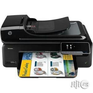 HP Officejet 7610 Wide Format E-All-In-One Printer | Printers & Scanners for sale in Lagos State, Ikeja