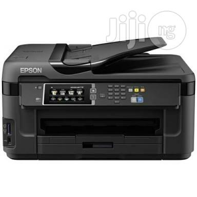 HP Officejet 7610 Wide Format E-All-In-One Printer   Printers & Scanners for sale in Ikeja, Lagos State, Nigeria