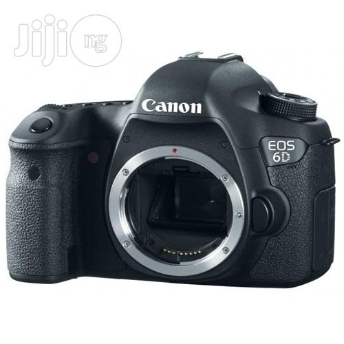 Archive: Canon EOS 6D DSLR Camera (Body Only)