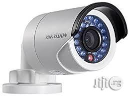 Hikvision Night Vision Bullet Outdoor Camera - Ip 1.3mp Ir Dist 30m/Ip | Security & Surveillance for sale in Lagos State, Ikeja
