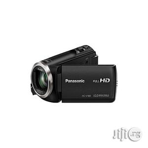 Panasonic HC-V180 HD Camcorder - Black | Photo & Video Cameras for sale in Lagos State, Ikeja