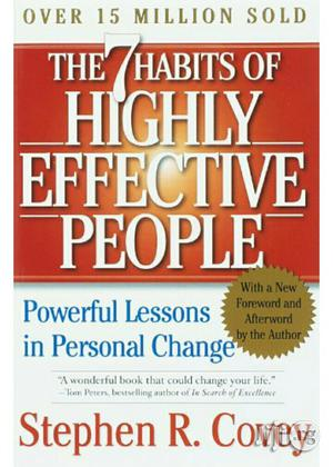 Stephen R. Covey The 7 Habits of Highly Effective People: Powerful | Books & Games for sale in Lagos State
