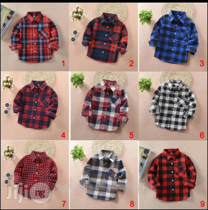 Very Good Quality Shirt for Boys | Children's Clothing for sale in Kubwa, Abuja (FCT) State, Nigeria