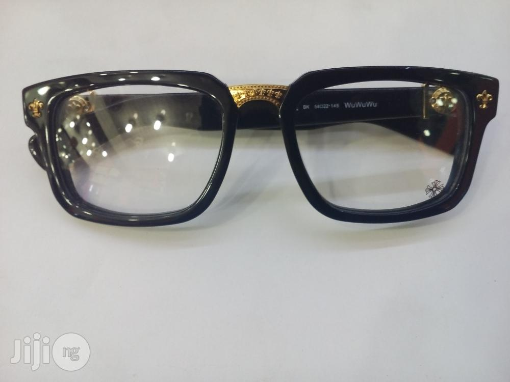 Original CHROME HEARTS Unisex Eyewear   Clothing Accessories for sale in Surulere, Lagos State, Nigeria